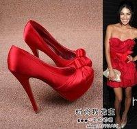 New Sexy Wedding shose high heel platform shoes Pumps 8062