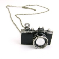 Free shipping Camera Alloy pendants/Fashion Retro pendants,necklace chain is free