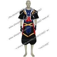 Freeshipping-anime products Kingdom Hearts Sora Halloween Cosplay Costume
