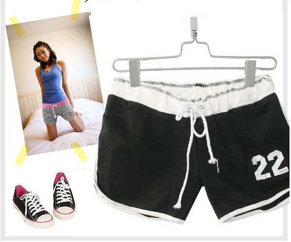 Free shipping ,womens shorts,beach shorts,ladies shorts(China (Mainland))