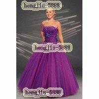 #60 Wholesale 2011 bridal-Custom-Made Sexy Wedding /Dresses Evening Prom Dress