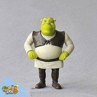 Free Shipping New Shrek Shrek Ogre Figurine MAN Figurine Toy XMAS