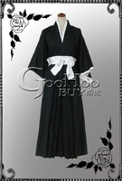 Free Shipping-Japanese Animation Bleach captain Cosplay costume