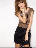 Slim fitted new Korean nightclub party OL temperament luxury evening dress party