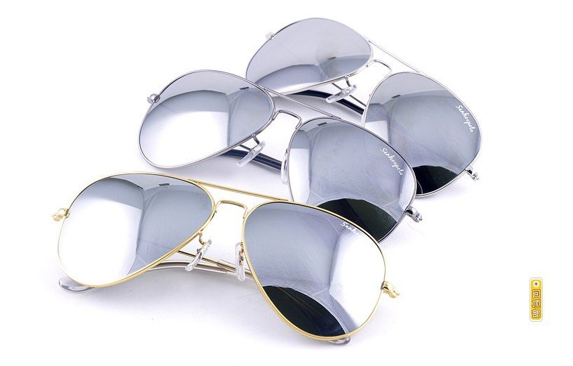 Wholesale - Free shipping Men's Women's Sunglass Sunglasses Good Lens with box Mix order(China (Mainland))