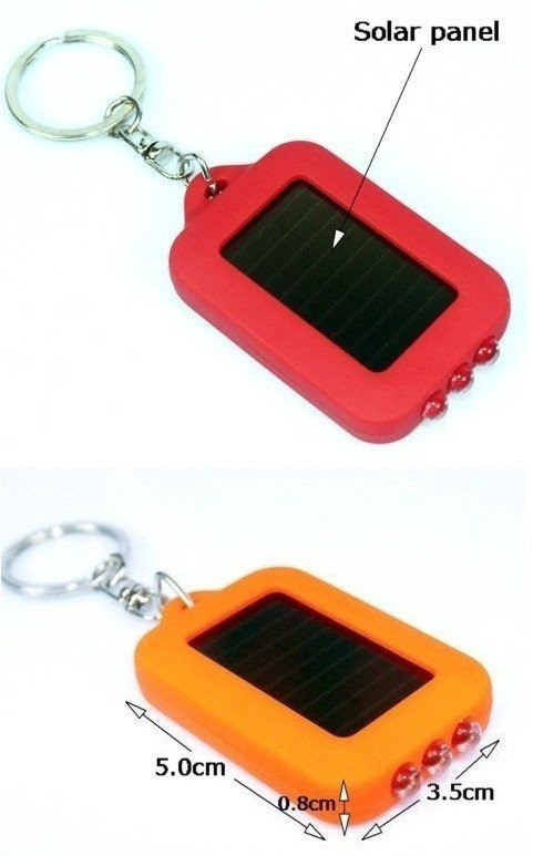 Free Shipping, 40pcs/lot wholesale Colorful Mini Solar Power Rechargeable LED Flashlight Torch Light,led solar torch(China (Mainland))