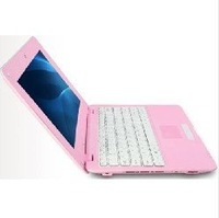 3pcs/lot 10.2inch Mini laptop Android 2.2 OS notebook with wifi function Muil-language netbook OEM laptop tablect pc
