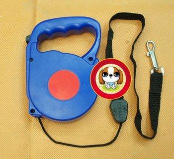 retractable pet leash with LED light,Flexible dog leash