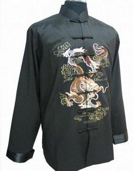 new In-Stock Items Chinese style men's jacket coat Size:M L XL XXL XXXL XXXXL