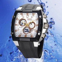 Free Shipping Fashion Digital Sports Oshen Multifunction Military Watch