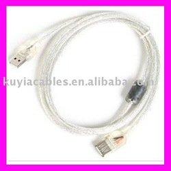 Free Shipping+tracking number!! New 1.5M 5Ft USB 2.0 A-Male to A-Female Extension Cable(China (Mainland))