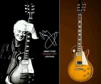 Free Shipping  Custom Shop Announces the Jimmy Page Signature Electric Guitar - Paypal