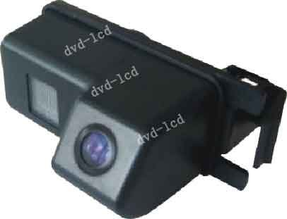 Nissan Tiida camera Reverse system waterproof car rearview camera for Nissan Tiida(China (Mainland))