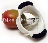 Free Shipping, Hot Selling, Mango slicer, Mango corer, Mango Slicer, 3pcs/lot