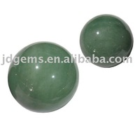 Aventurine 50mm Round Ball beads  earth