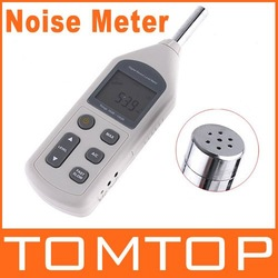 30-130dB Digital Sound Level Meter Decibel Logger Tester Noise Meter, freeshipping,dropshipping(China (Mainland))