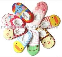 FREE SHIPPING WholesaleHot sale, baby short socks, infant antislip socks, baby antiskid sock, 24pcs=12pair