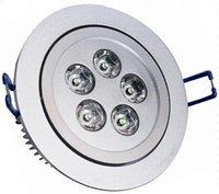 5W Led Downlight high power led down light Warranty 2 year 10pcs/lot