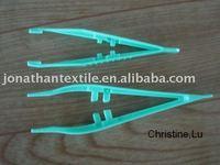 disposable plastic tweezer