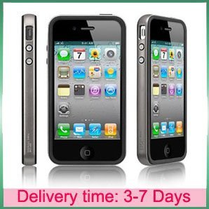SGP Bumper Case,Steinheil NEO Hybrid EX Bumper Case Use For iPhone 4 4G,Free shipping(China (Mainland))