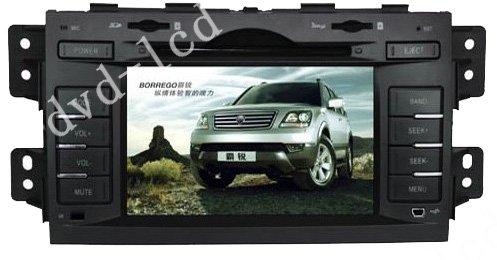 Kia Mohave Borrego car dvd player GPS navigation system with Bluetooth Ipod HD LCD Navigation(China (Mainland))