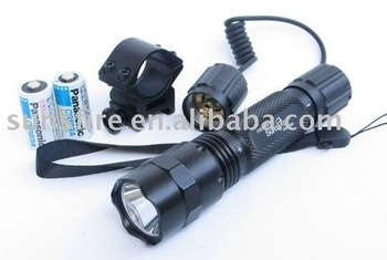 2011new INRE 3serise LED flashlight