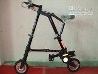 5/color A bike 8-inch Folding Bikes MINI BIKE Inflatable Free Bike Light - Top Quality