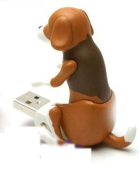Min Humping Cute pet Dog USB Christmas Toy Gift Christmas toy