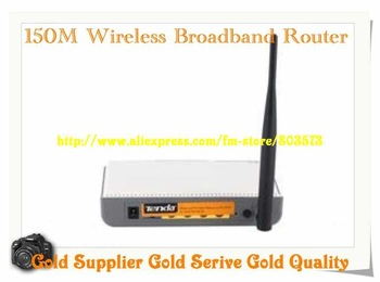 150M Wireless Broadband Router  IEEE 802.11n Free shipping