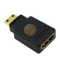 HDMI to Mini HDMI F/M Adapter