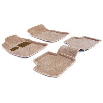 5PCS Auto 3D Waterproof Non-Slip Car Floor Mat for PEUGEOT 307 Wholesale&retail
