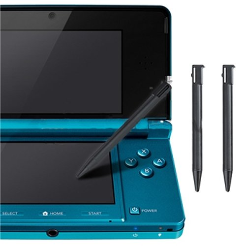 200pcs/lot, Stylus Touch pen For Nintendo 3 DS 3DS with free shipping(China (Mainland))