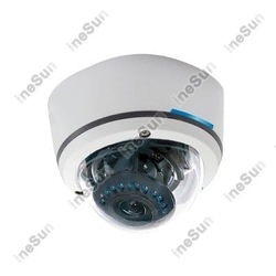 1/3 DPS Sensor 690TVL 8X 2.8-12mm Lens D/N Dome Zoom Camera OSD Menu(China (Mainland))