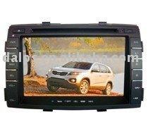 Professional manufacturer for special car DVD player GPS for KIA Sorento