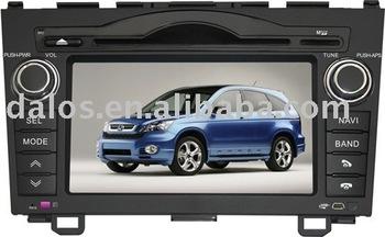 Professional manufacturer for special car DVD player GPS for Honda CR-V