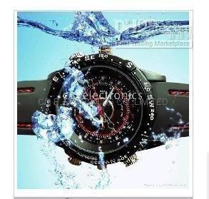 Watch mini Camera (1280*960) Forecum- 4GB Waterproof