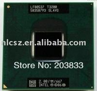 Intel Pentium Dual-Core Mobile T3200 SLABG laptop cpu