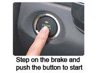 Eastern Promotion (Shipping Free)PKE Passive Keyless Entry Car Aalarm+window closer +Engine push start button