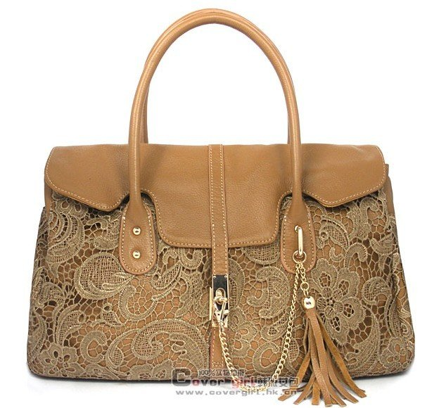 Free shipping! Hot! Genuine leather handbags,Retro bag,Lace bag,Tassel bag,leather handbags(China (Mainland))