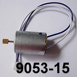 wholesale 9053-15 A/B motor spare parts for double horse 9053 RC helicopter