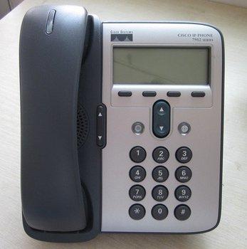 cisco ip phone CP-7912G   USED