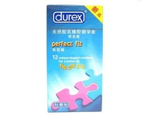 wholesale- perfect fit 12 unique shaped condoms for a better fit + FREE SHIPPING