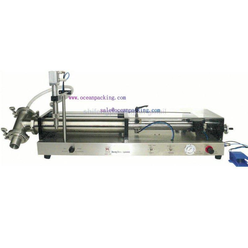 large capacity cleanser filler machine(China (Mainland))