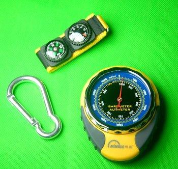 5pcs/lot,DHL/EMS free shipping!!!  Digital Altimeter Barometer Thermometer Compass BKT381