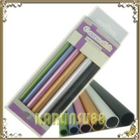 FREE SHIPPING 6 C Curve Rod Sticks Nail Guide Acrylic Gel Application K085