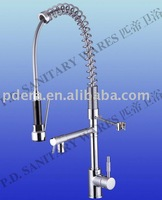 Pull Out Spray Faucet For Kitchen Sink Mixer Tap