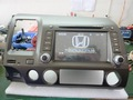 Freeshipping Two Din 7&quot;car dvd player for Honda Civic digitalScreen touchscreen ,with SD USB Bluetooth,ipod