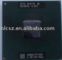 Wholesale and retail Intel Core 2 Duo Mobile P7350 SLB53 laptop cpu