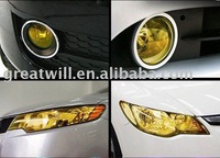 Headlight Stickers Tail Light Stickers Car Protective Film 30cm*10m/roll Free shipping hf30m