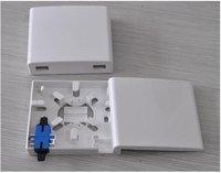 2 Fiber ports FTTH Terminal Box -wall mounted type